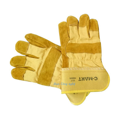 Picture of Leather Working Gloves H0005