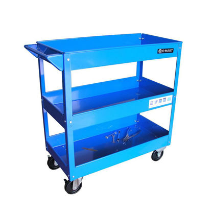 Picture of Three Layer Tool Trolley L0052