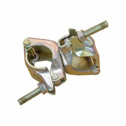 "Picture of Swivel Clamp, Scaffolding Clamp Size 1-1/2"" , 2"""