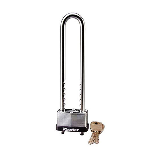 Picture of Master Lock 44MM 7-14CM Shackle Laminated Steel Padlock, MSP517D