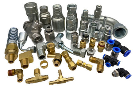 Picture for category Pneumatic & Hydraulic Fittings
