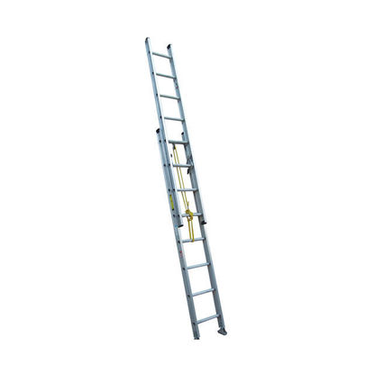 Picture of Jinmao Aluminum Extension Ladder 250 lbs (16', 20', 24'), JMAM42208I