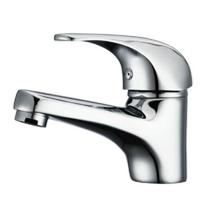 Picture of Omega Basin Faucet Lift Type Handle 1/2 in x 4 in, FC-4005