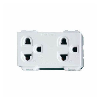 Picture of FSL FSLFDH Universal Outlet 2 Gang, FSLFDH
